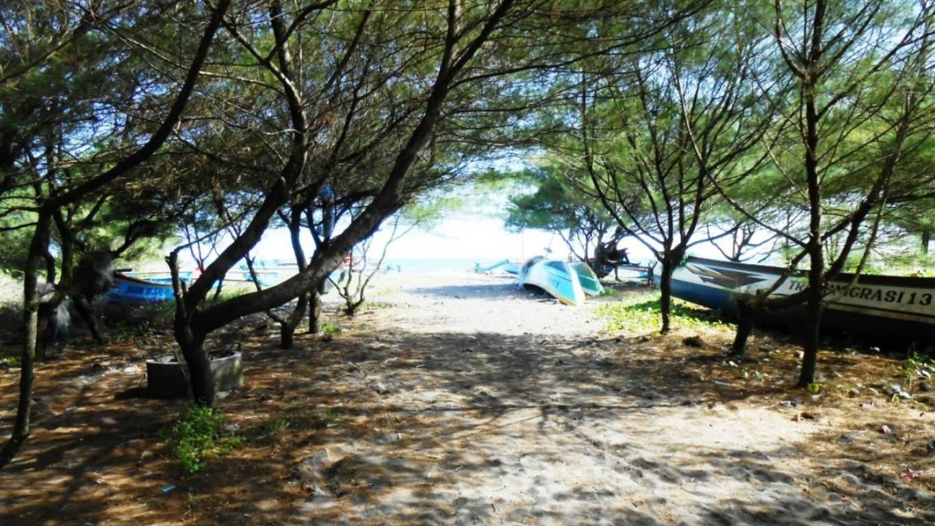 Pantai Bugel Jogja