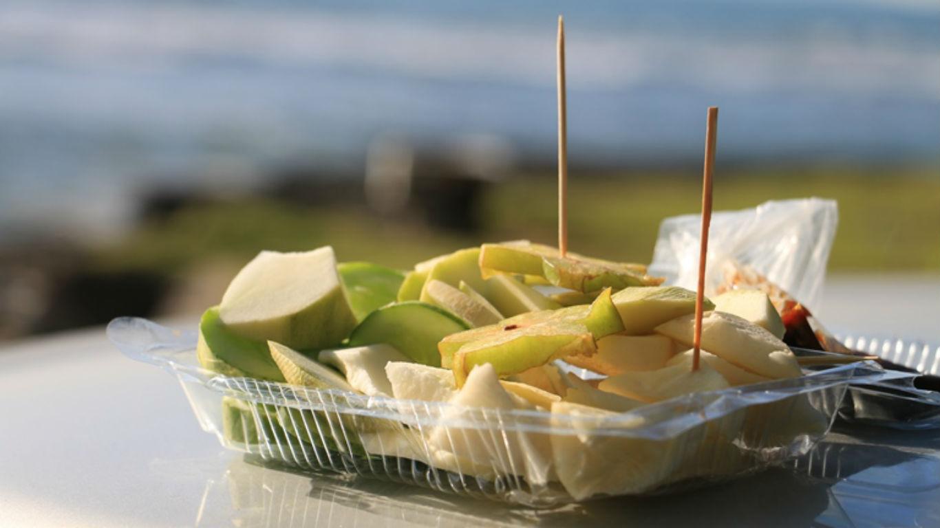 Kuliner Pantai Cibeureum Anyer
