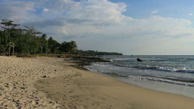 Pantai Cibeureum Anyer