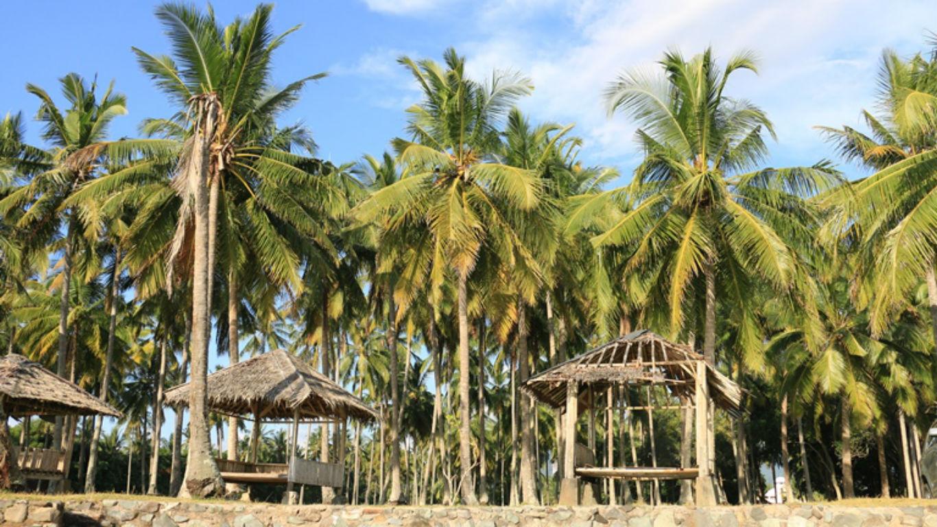 Pondok Pantai Cibeureum Anyer
