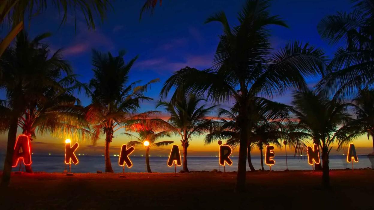 Pantai Akkarena