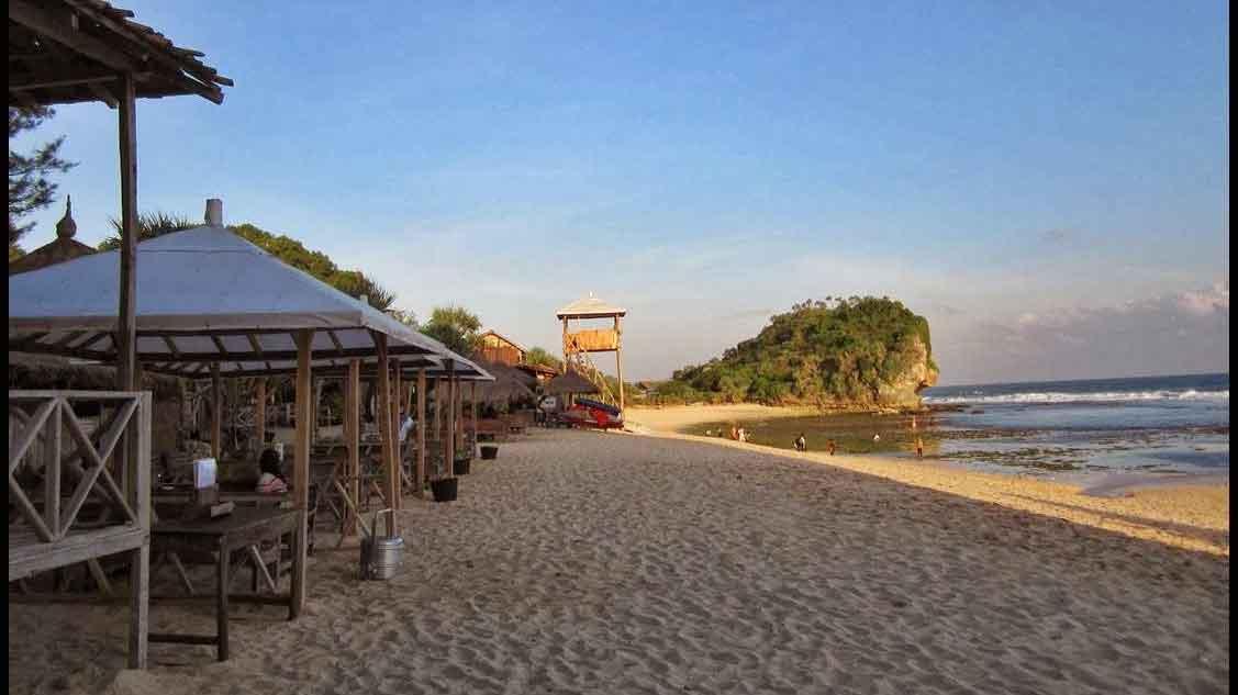 Pantai Muara Kencan