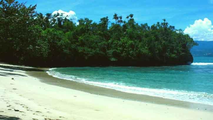 Pantai Pasir Dua