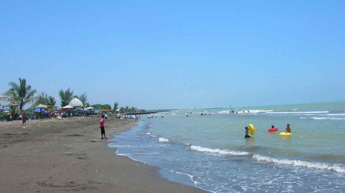 Image result for pantai widuri pemalang