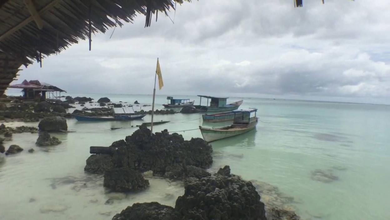 Pantai Indah Tureloto