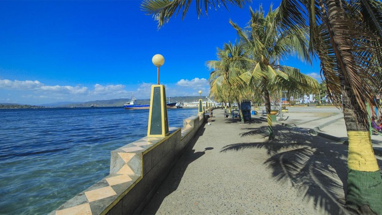 Pantai Kamali