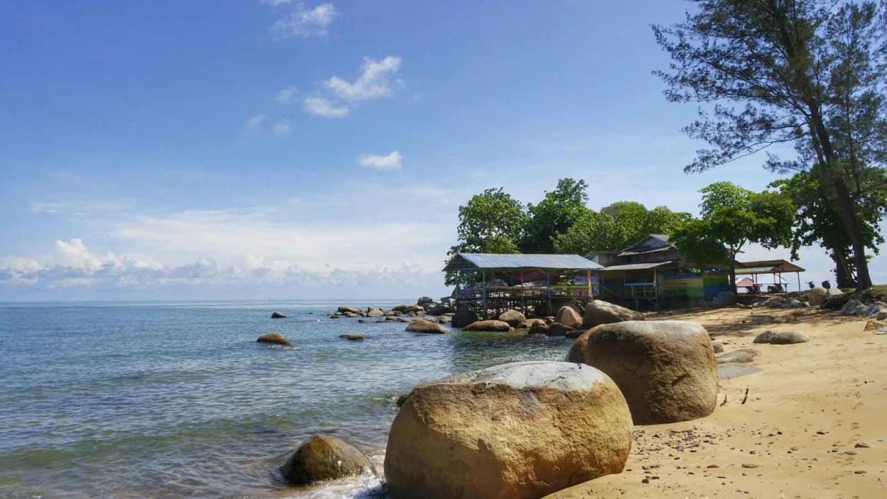 Pantai Samudra Indah