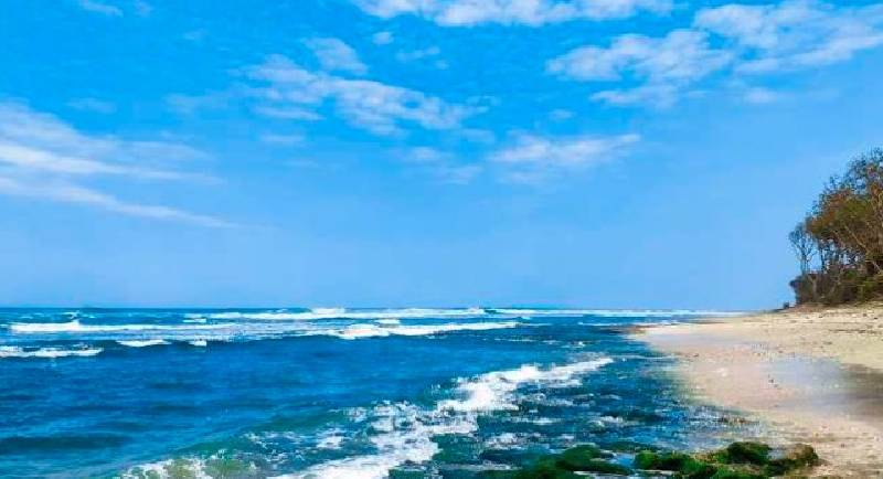 Objek Wisata Pantai Cimanuk 2