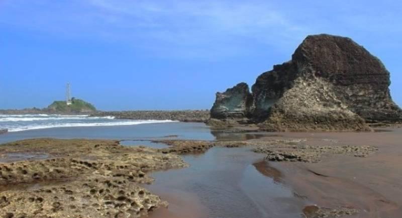 Rute Pantai Cimanuk