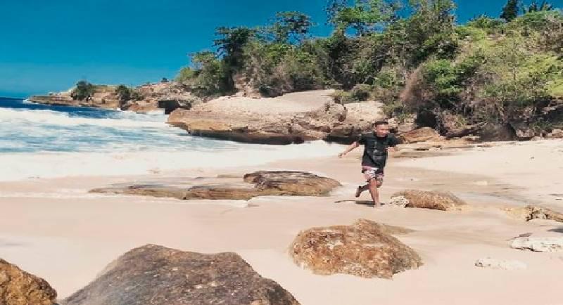 Objek Wisata Pantai Brumbun