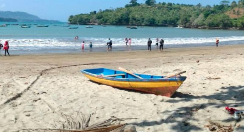 Objek Wisata Pantai Gerangan