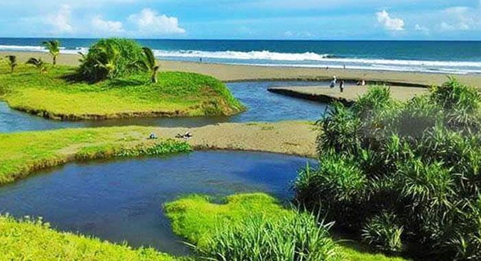 Pantai Bopong Kebumen