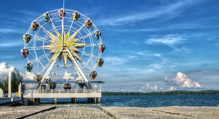 Pantai Ocarina Batam