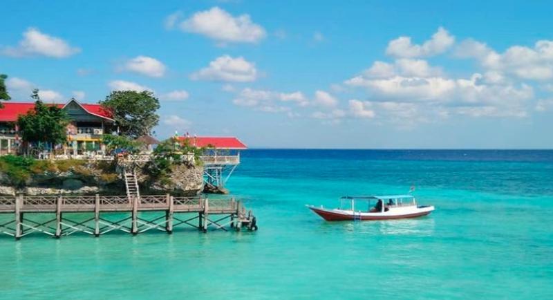 Fasilitas Pantai Tanjung Bira