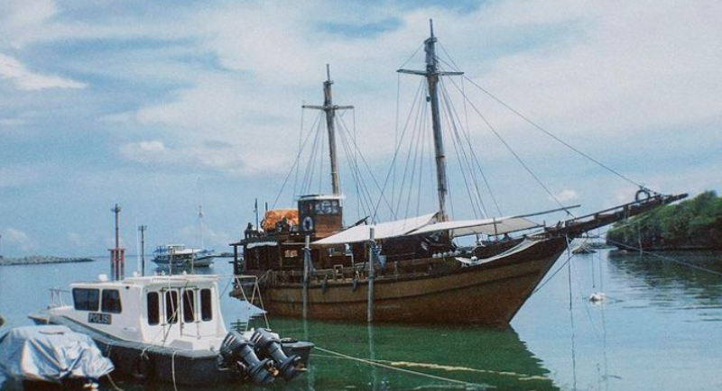 Objek Wisata Pantai Tanjung Bira