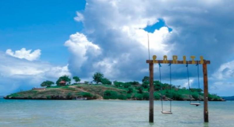 Rute Pantai Lariti