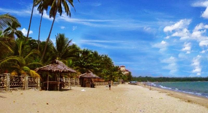 Gazebo Di Pantai Sambolo