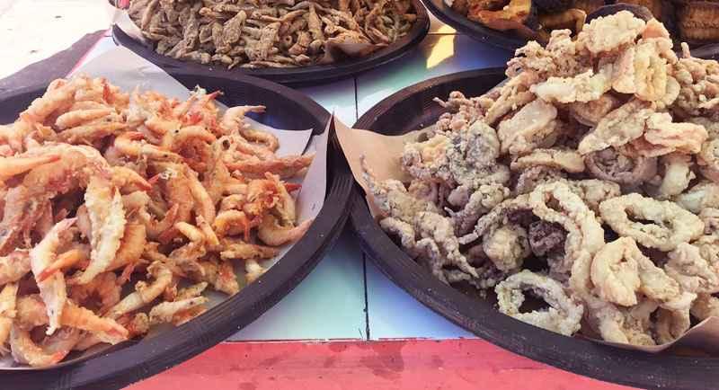 Kuliner Pantai Krakal