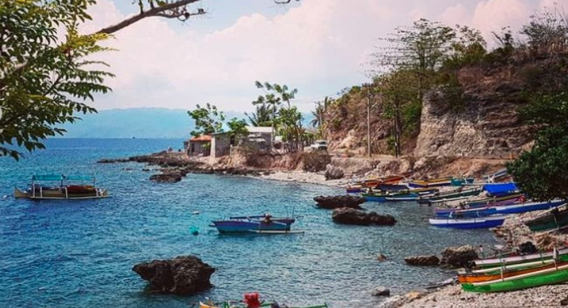 Objek Wisata Pantai Olele
