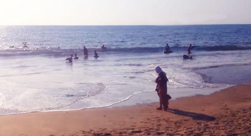 Pantai Jambu Anyer Banten