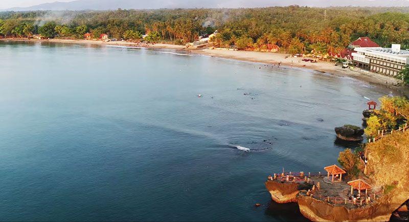 Pantai Karang Bolong Anyer Banten