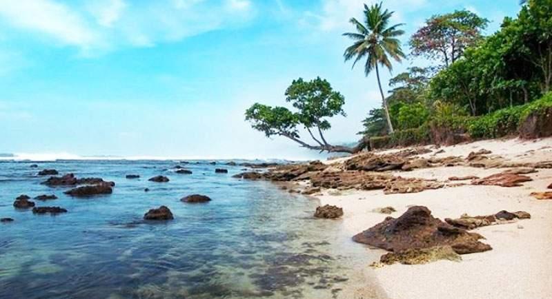 Pantai Karapyak Ciamis