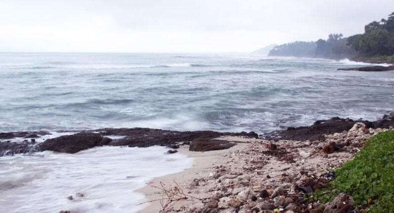 Pantai Palatar Agung Ciamis