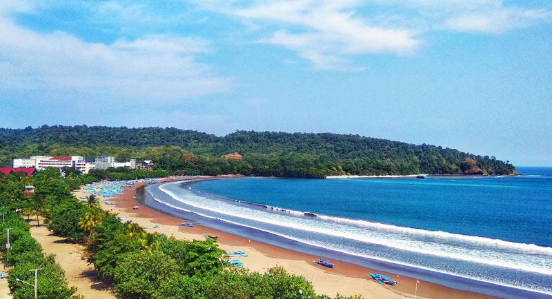 Pantai Pangandaran Ciamis