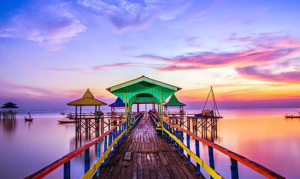 Pantai Ria Kenjeran Surabaya