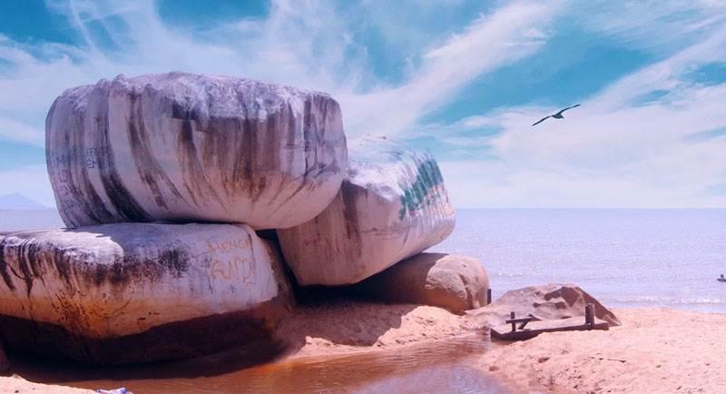 Pantai Samudra Indah Yang Mempesona