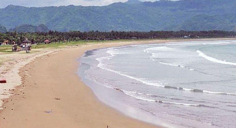Pasir Putuh Pantai Soge