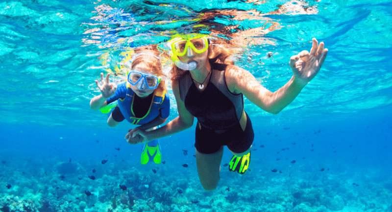 Snorkeling Di Pantai Nongsa Batam