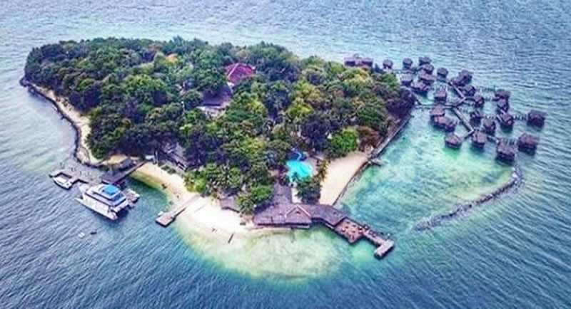 Wisata Kepulauan Seribu Di Seberang Pantai Ancol