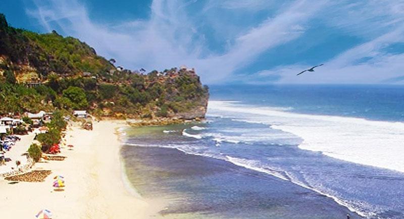 Wisata Pantai Nguyahan