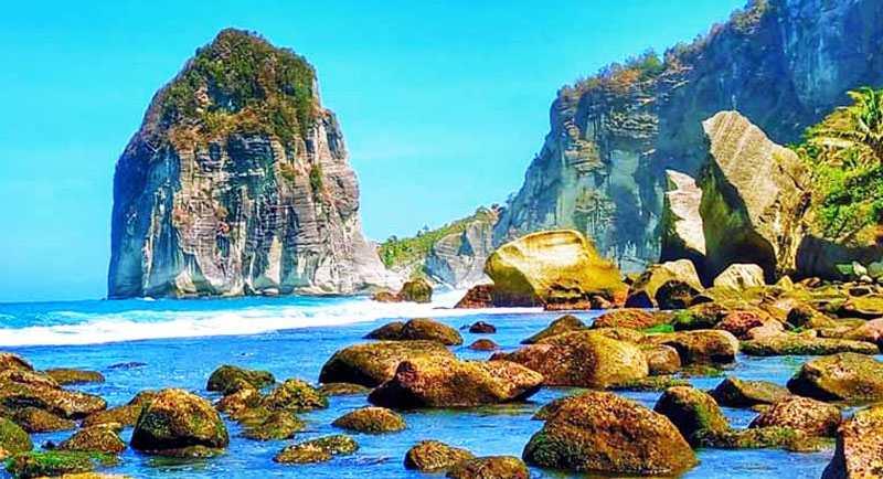Wisata Pantai Pangasan