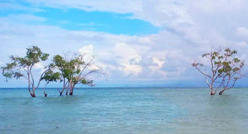Wisata Pantai Sebalang