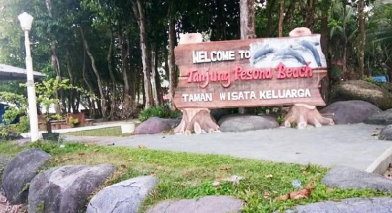 Fasilitas Pantai Tanjung Pesona