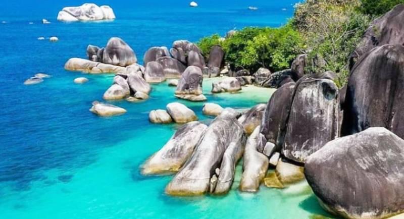 Htm Pantai Tanjung Kelayang