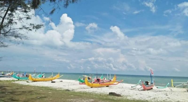 Objek Wisata Pantai Tambak