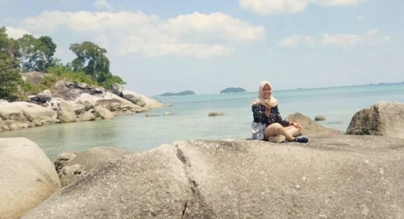 Pantai Penganak Bangka Belitung