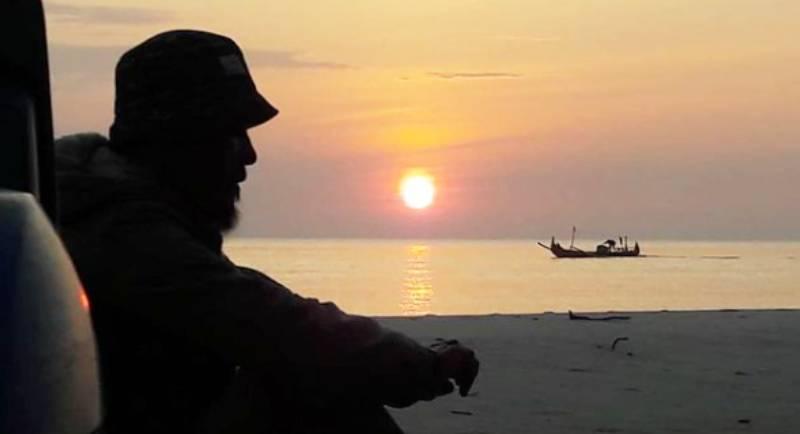 Pantai Tambak Belitung