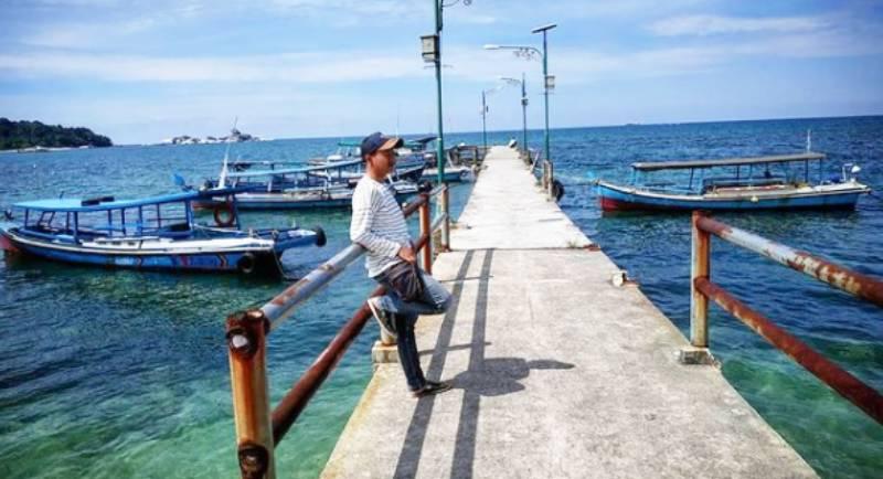 Pantai Tanjung Kelayang Bangka Belitung 1