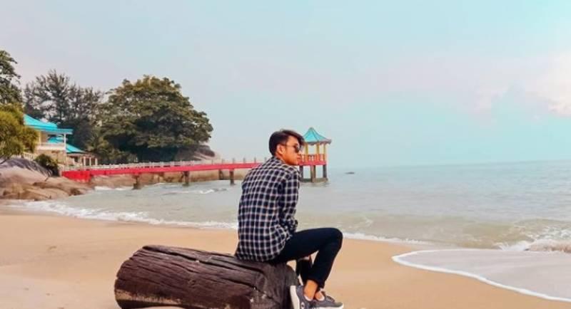 Pantai Tanjung Pesona Bangka Belitung