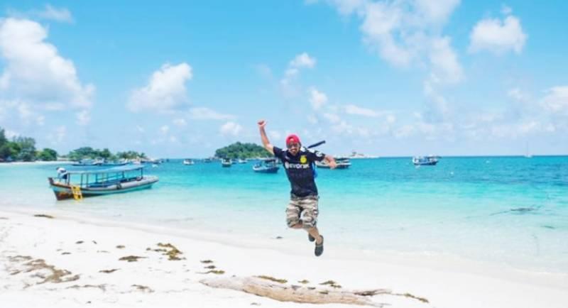 Rute Ke Pantai Tanjung Kelayang