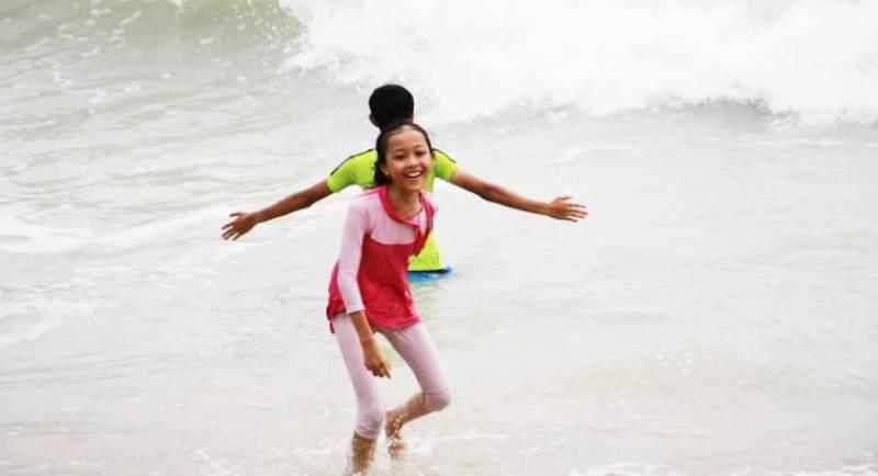 Rute Ke Pantai Tanjung Pesona