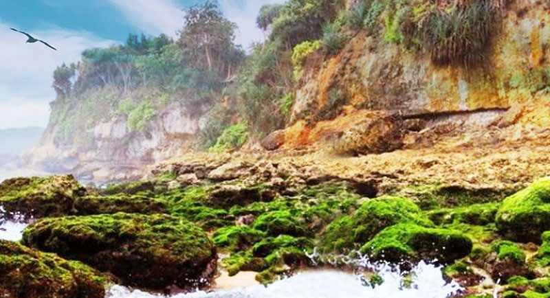 Alamat Pantai Pacar Tulungagung