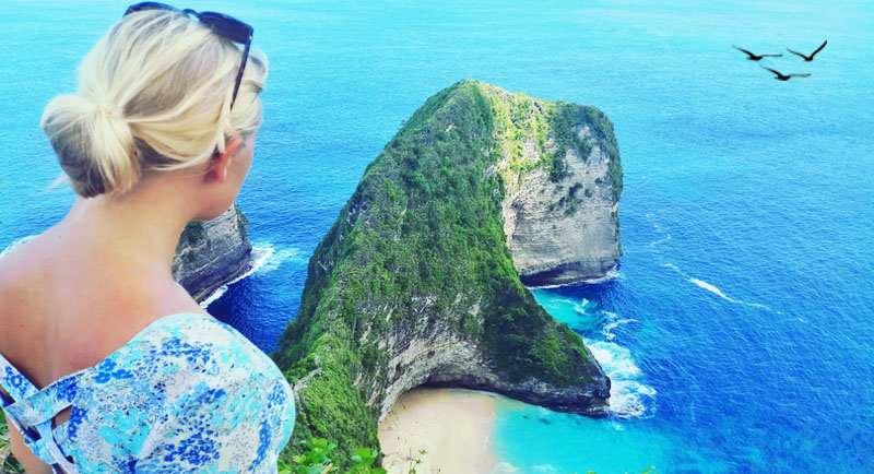 Bukit Pantai Atuh Bali