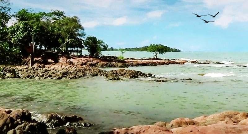 Obyek Wisata Pantai Cakang