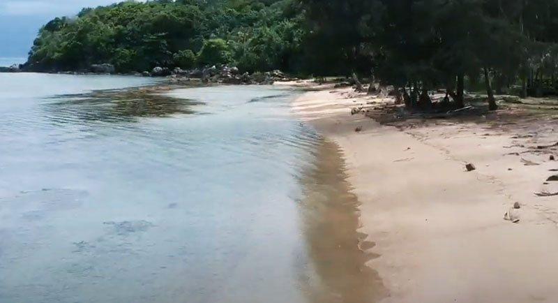 Obyek Wisata Pantai Nirwana Karimunjawa