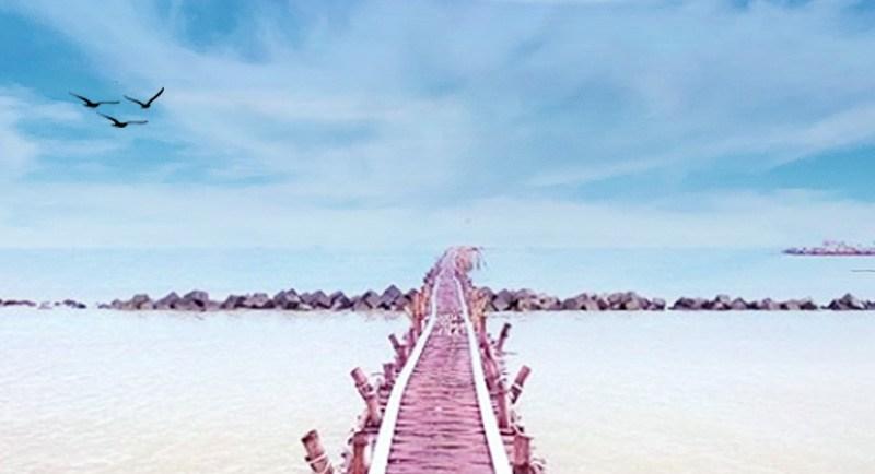 Obyek Wisata Pantai Tirtamaya